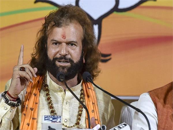 bjp mp hans raj hans iphone x stolen during temple procession in old delhi