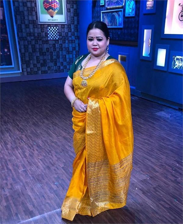 bharti singh viral video on social media