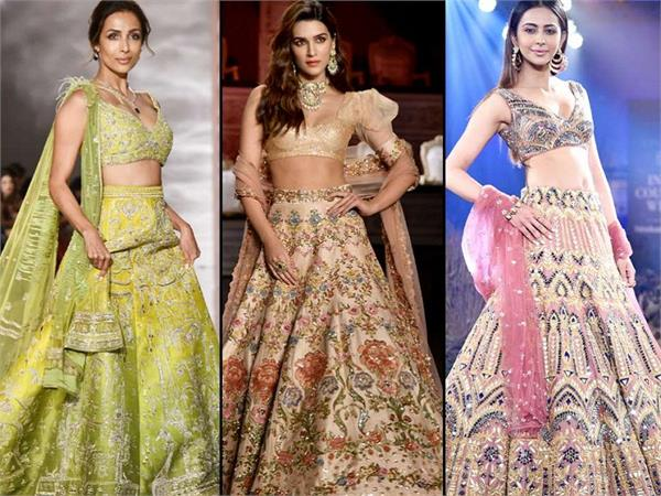 these gorgeous celebrity showstoppers set the ramp on fire