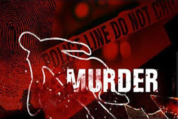 cruel father murdered his own children