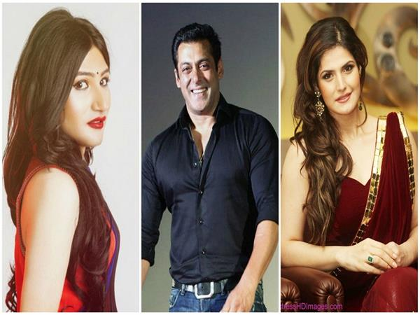 bigg boss season 13 salman khan zarin khan mahika and danny d fees