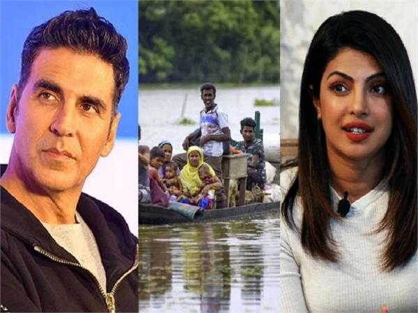 assam floods akshay kumar to donate rs 2cr for the victims