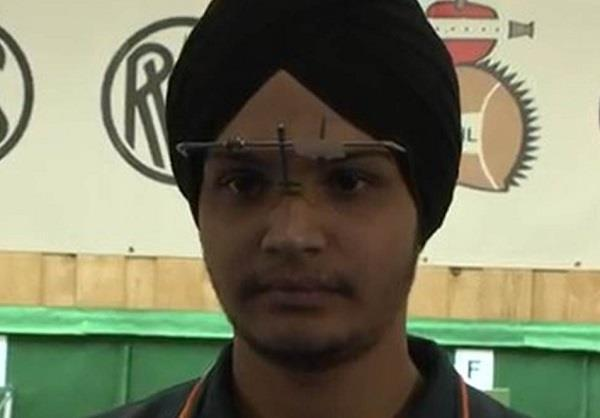 sarabjot wins india s ninth gold in issf junior world cup
