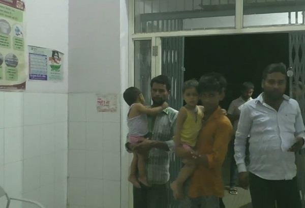 hapur cannabis children hospital admitted