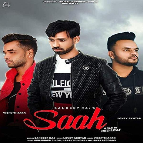 sandeep raj new song saah