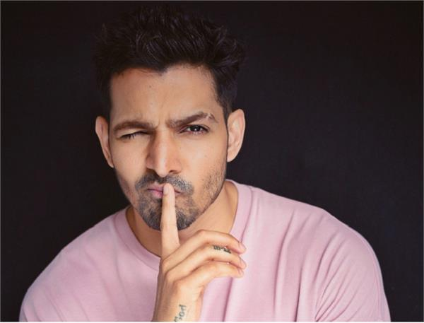 harshvardhan rane locks himself up to prepare for bejoy nambiar  s taish