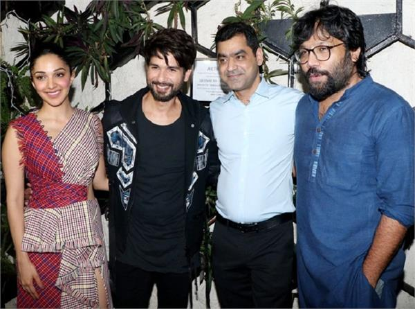 kabir singh success bash