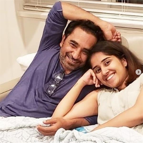 rana ranbir wished happy birthday to his daughter seerat rana