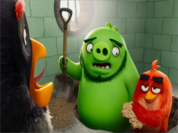 angry birds movie 2 hindi trailer out
