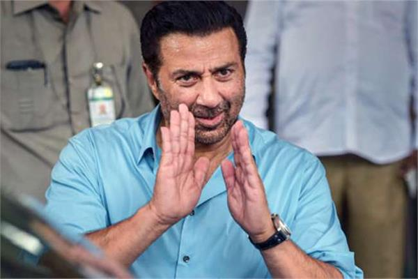 sunny deol election commission report