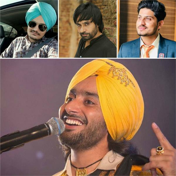 punjabi singer education