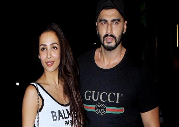 malaika arora shares emotional post tagging arjun kapoor