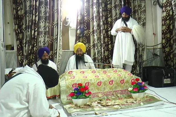 amritsar bhai mani singh ji sri harmandir sahib