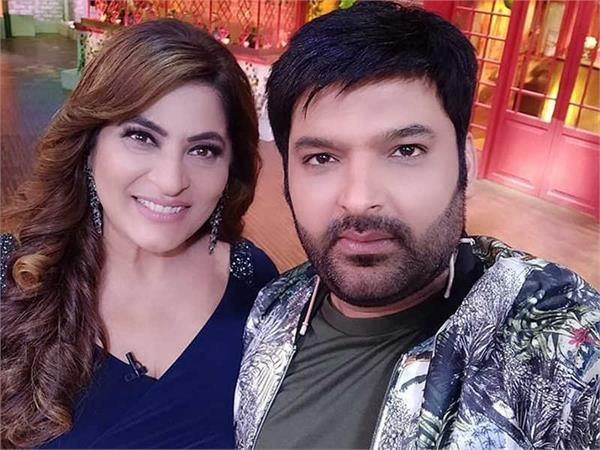kapil sharma  s big reveal  why   archana puran singh   gets nervous