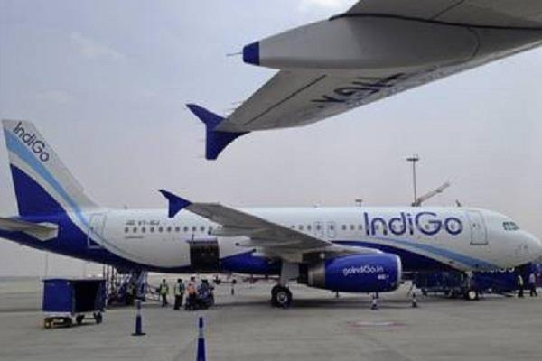 indigo jolts  shares fell by 18 percent due to dispute between promoters