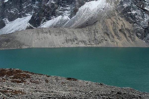 new delhi  glacier