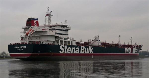 18 indians in british tanker seized by iran