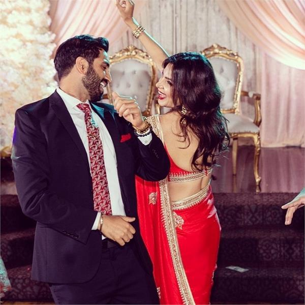 monica gill and gurshawn sahota
