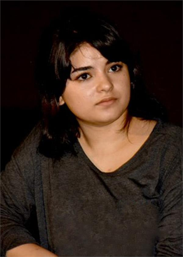 zaira wasim manager has different statement zaira quits acting for islam