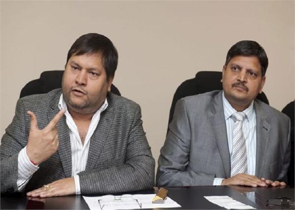 auli weddings  rs 2 5 lakh penalty on gupta brothers