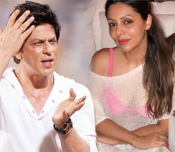gauri khan talks about her relationship with king shahrukh khan