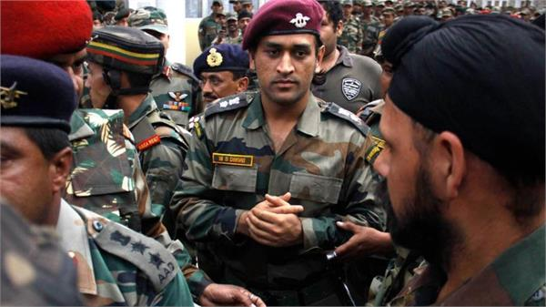 gambhir and kapil dev reaction on ms dhoni s spend time with army
