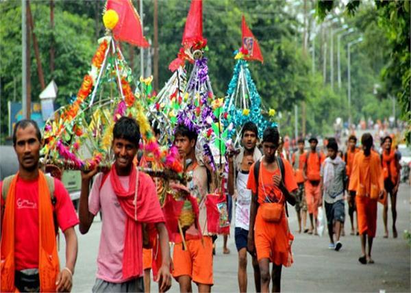 kanwar yatra haridwar school college closed