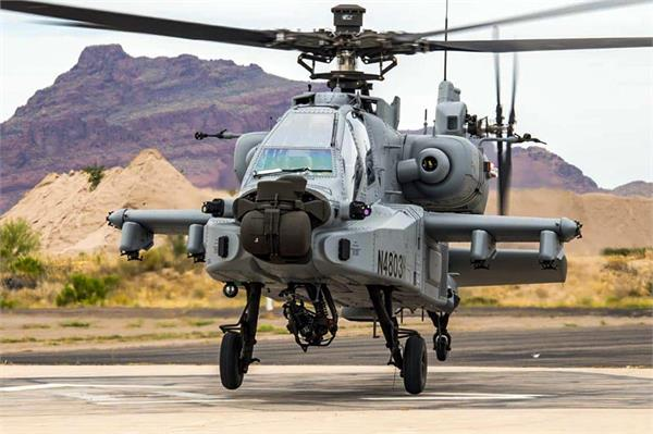 world s most advanced attack helicopter apache reaches india