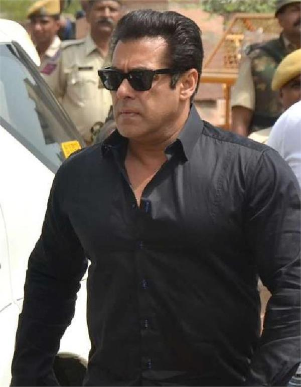 if salman not present in court for next date then refuse his bail