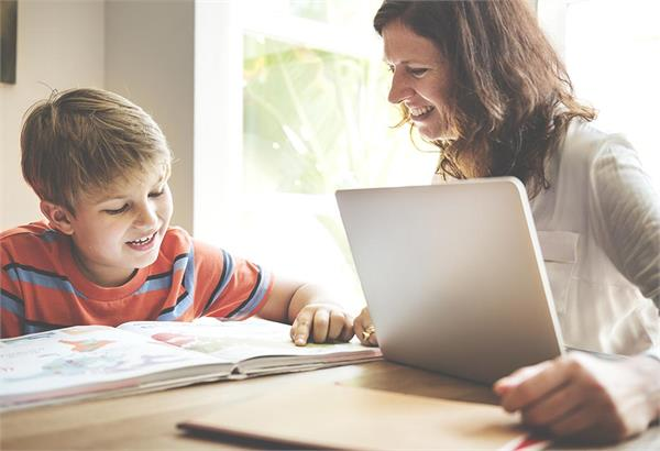 the atmosphere at home is useful for children to progress in studies