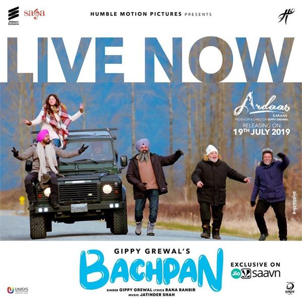 aardaas karaan song bachapan out now