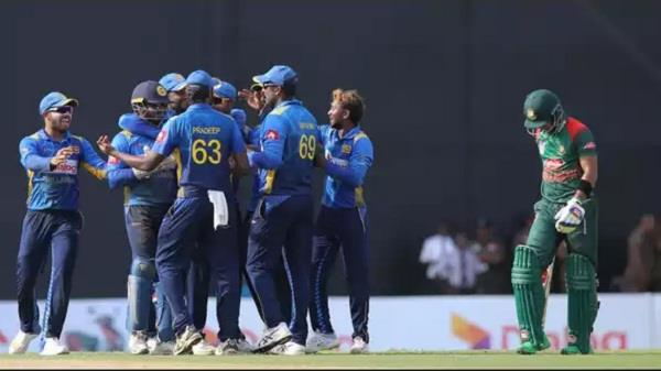 sri lanka defeated bangladesh 3 0 in the one day series