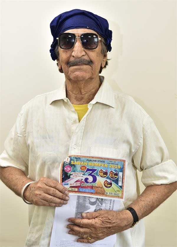 94 year old millionaire to winning punjab state sawan bumper