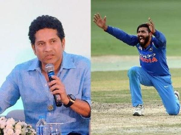 jadeja is included in sachin  s world cup xi  5 places given to indians