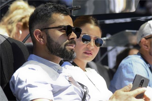 why does virat get angry  as anushka stated