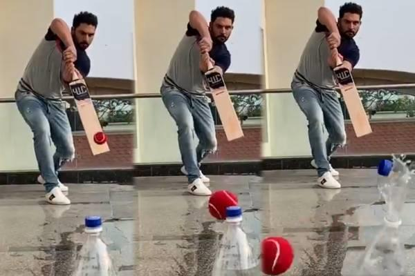 yuvraj is a different challenger on social media  people are liked