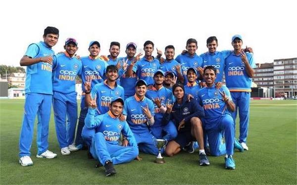 india defeated bangladesh and won the u 19 title