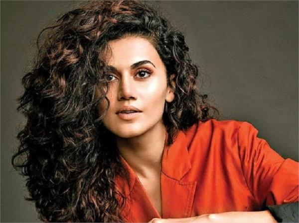 taapsee pannu on her supernatural thriller