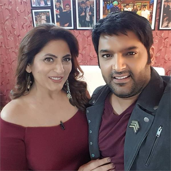 archana puran singh reveal his first salary the kapil sharma show
