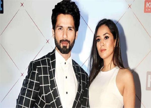 shahid kapoor on wife mira rajput s interest in acting