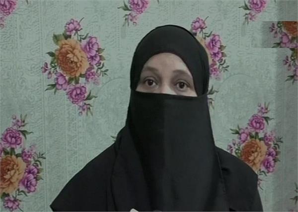 husband triple divorce woman narendra modi yogi adityanath help