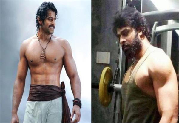prabhas lost 10kg to transform from baahubali to saaho