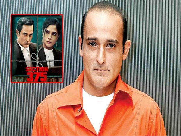 pune court summons akshaye khanna and makers over section 375 trailer