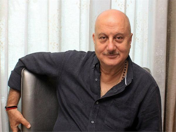 kashmir solution has begun anupam kher