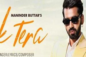 maninder buttar new song ik tera out