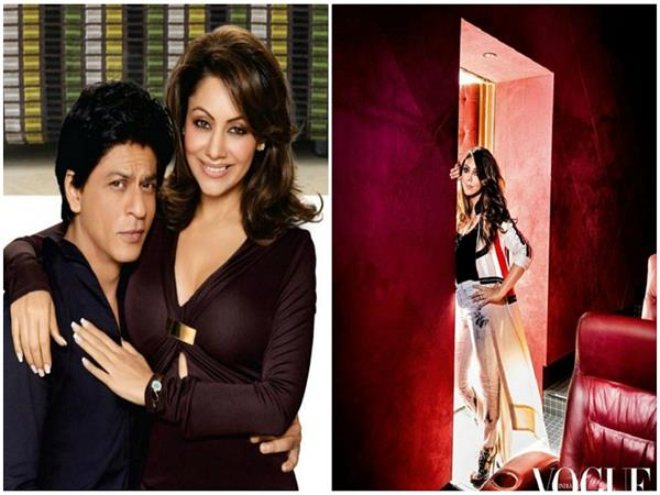 shahrukh khan  s sea facing bungalow mannat with gauri khan