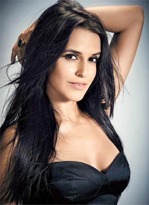 neha dhupia birthday