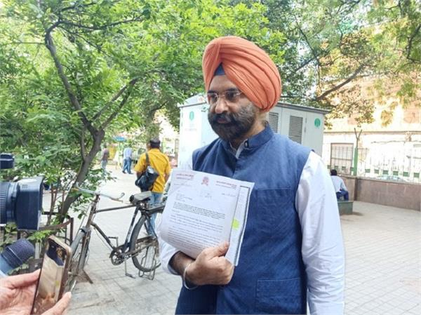 mla manjinder sirsa slams bollywood  if it was not a drug party