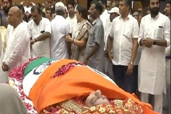 new delhi sushma swaraj