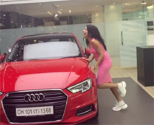 sara gurpal bought a new car